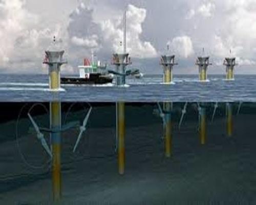 تولید برق از نیروی آب