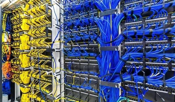 آموزش کابل کشی شبکه